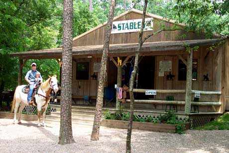 Horse Back Riding Stable | Mountain Harbor Riding Stable